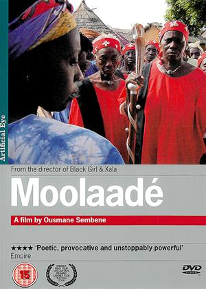 Moolaade Online DVD Rental