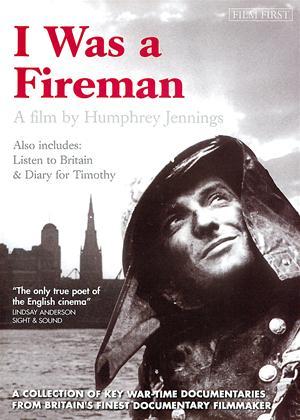 Rent I Was a Fireman Online DVD Rental