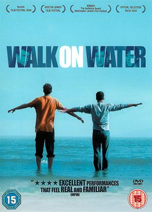 Walk on Water Online DVD Rental