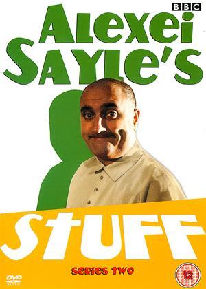 Rent Alexei Sayle's Stuff: Series 2 Online DVD Rental