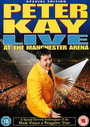Rent Peter Kay: Live at the Manchester Arena Online DVD Rental