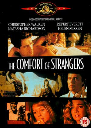 Rent The Comfort of Strangers Online DVD & Blu-ray Rental