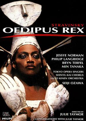 Rent Stravinsky: Oedipus Rex Online DVD & Blu-ray Rental
