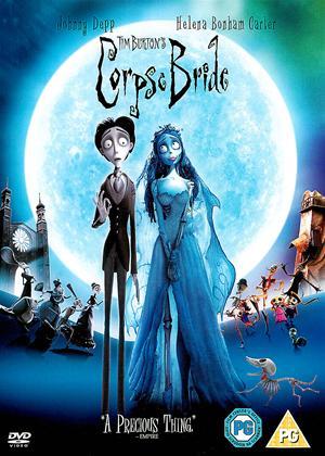 Tim Burton's Corpse Bride Online DVD Rental