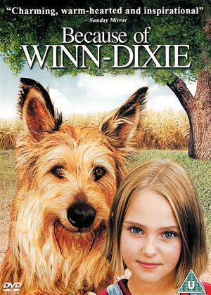 Rent Because of Winn-Dixie Online DVD Rental