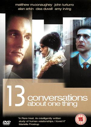 Rent 13 Conversations About One Thing Online DVD & Blu-ray Rental