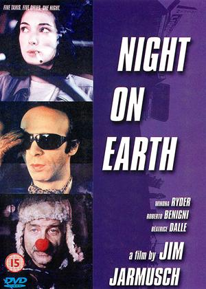 Rent Night on Earth Online DVD Rental
