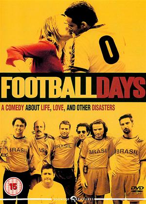 Rent Football Days (aka Dias de Futbol) Online DVD & Blu-ray Rental