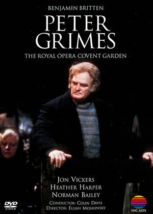 Rent Peter Grimes: The Royal Opera House Online DVD Rental