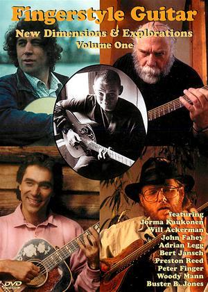 Rent Fingerstyle Guitar: Vol.1 Online DVD Rental