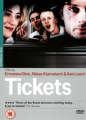 Rent Tickets Online DVD Rental