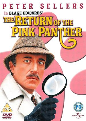 Rent The Return of the Pink Panther Online DVD Rental