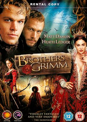 The Brothers Grimm Online DVD Rental