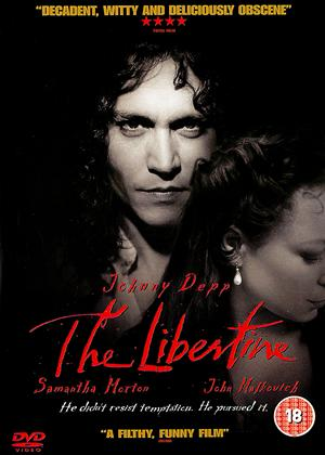 Rent The Libertine Online DVD Rental