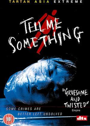 Rent Tell Me Something (aka Telmisseomding) Online DVD Rental