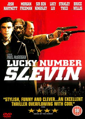 Lucky Number Slevin Online DVD Rental