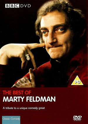 Rent Marty Feldman: The Best of Marty Feldman Online DVD Rental