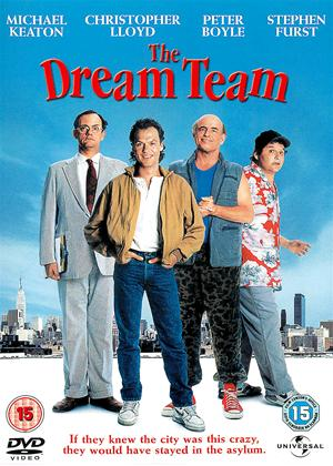 Rent The Dream Team Online DVD Rental