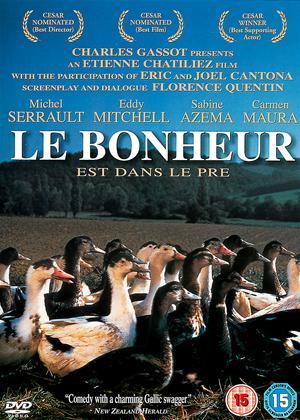 Rent Happiness Is in the Field (aka Le Bonheur est dans le pre) Online DVD & Blu-ray Rental