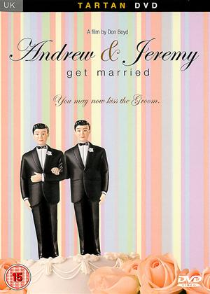Rent Andrew and Jeremy Get Married Online DVD Rental