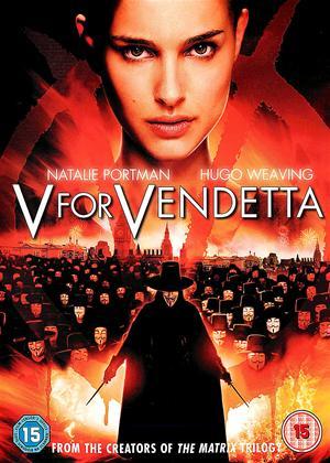 Rent V for Vendetta Online DVD Rental