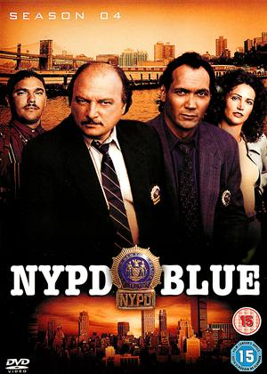 Rent NYPD Blue: Series 4 Online DVD Rental