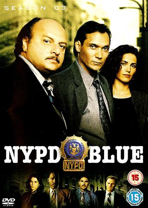 Rent NYPD Blue: Series 3 Online DVD Rental