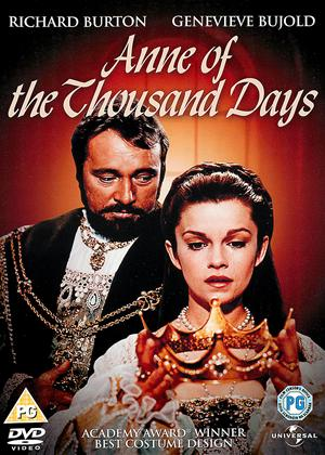 Rent Anne of the Thousand Days Online DVD Rental