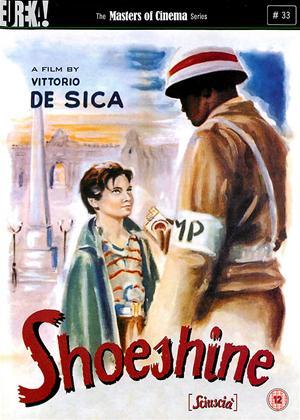 Rent Shoeshine (aka Sciuscia) Online DVD Rental