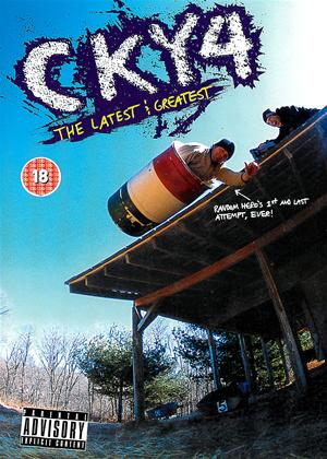 Rent CKY4: The Latest and Greatest Online DVD Rental