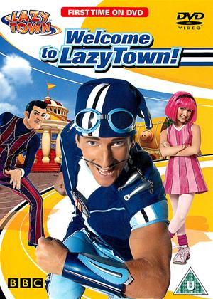 Rent Welcome to Lazytown Online DVD Rental