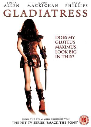 Rent Gladiatress Online DVD Rental