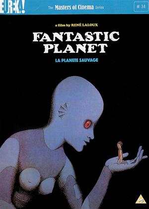 Rent Fantastic Planet (aka La Planète sauvage) Online DVD & Blu-ray Rental