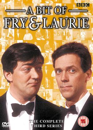 Rent A Bit of Fry and Laurie: Series 3 Online DVD Rental