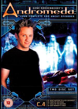 Rent Andromeda: Series 3: Vol.4 Online DVD Rental