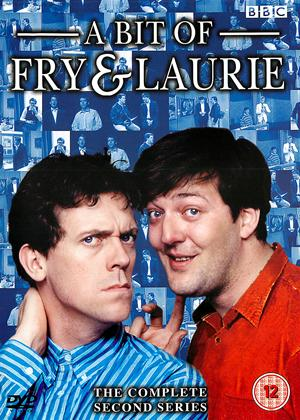 Rent A Bit of Fry and Laurie: Series 2 Online DVD Rental