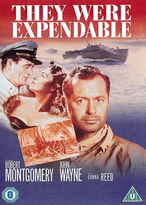 Rent They Were Expendable Online DVD Rental