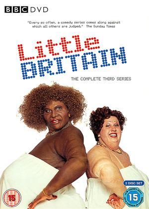 Rent Little Britain: Series 3 Online DVD Rental