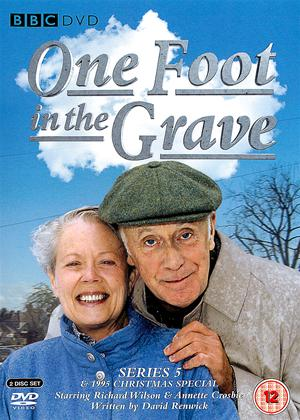 Rent One Foot in the Grave: Series 5 Online DVD Rental