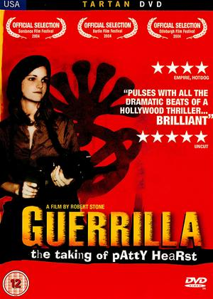Rent Guerrilla: The Taking of Patty Hearst Online DVD Rental