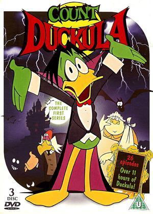 Rent Count Duckula: Series 1 Online DVD Rental