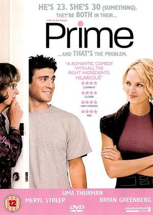 Rent Prime Online DVD & Blu-ray Rental