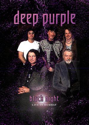 Rent Deep Purple: Black Night Live in Bombay Online DVD Rental