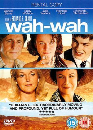 Rent Wah-Wah Online DVD & Blu-ray Rental