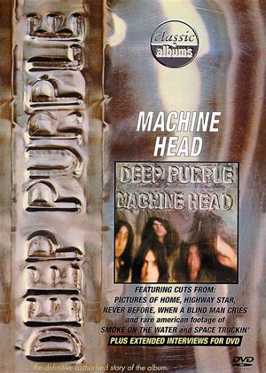 Rent Classic Albums: Deep Purple: Machine Head Online DVD Rental