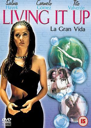 Rent Living It Up (aka La Gran Vida) Online DVD Rental