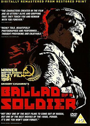 Ballad of a Soldier Online DVD Rental