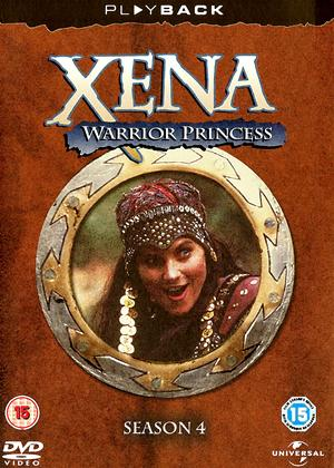 Rent Xena: Warrior Princess: Series 4 Online DVD Rental