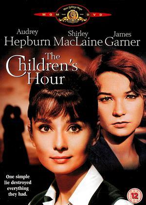 Rent The Children's Hour Online DVD Rental