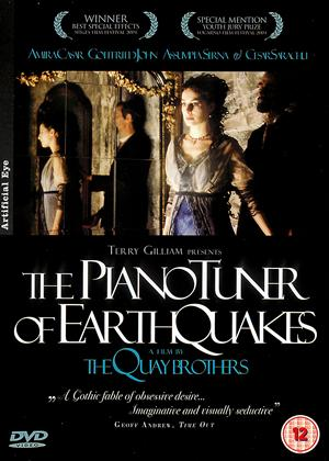 Rent The Piano Tuner of Earthquakes Online DVD Rental